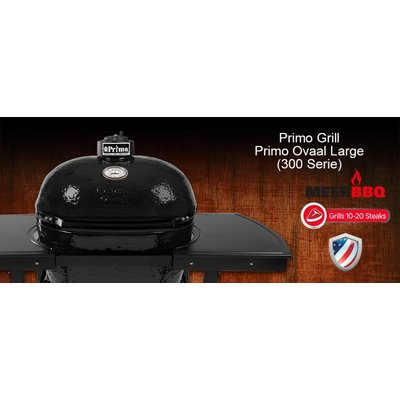 PrimoGrill Oval Large 300