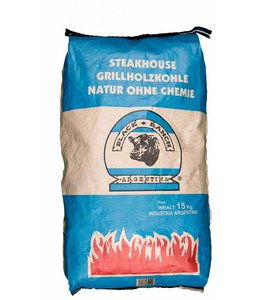 Black Ranch Quebracho Houtskool zak 15 Kg vanaf: