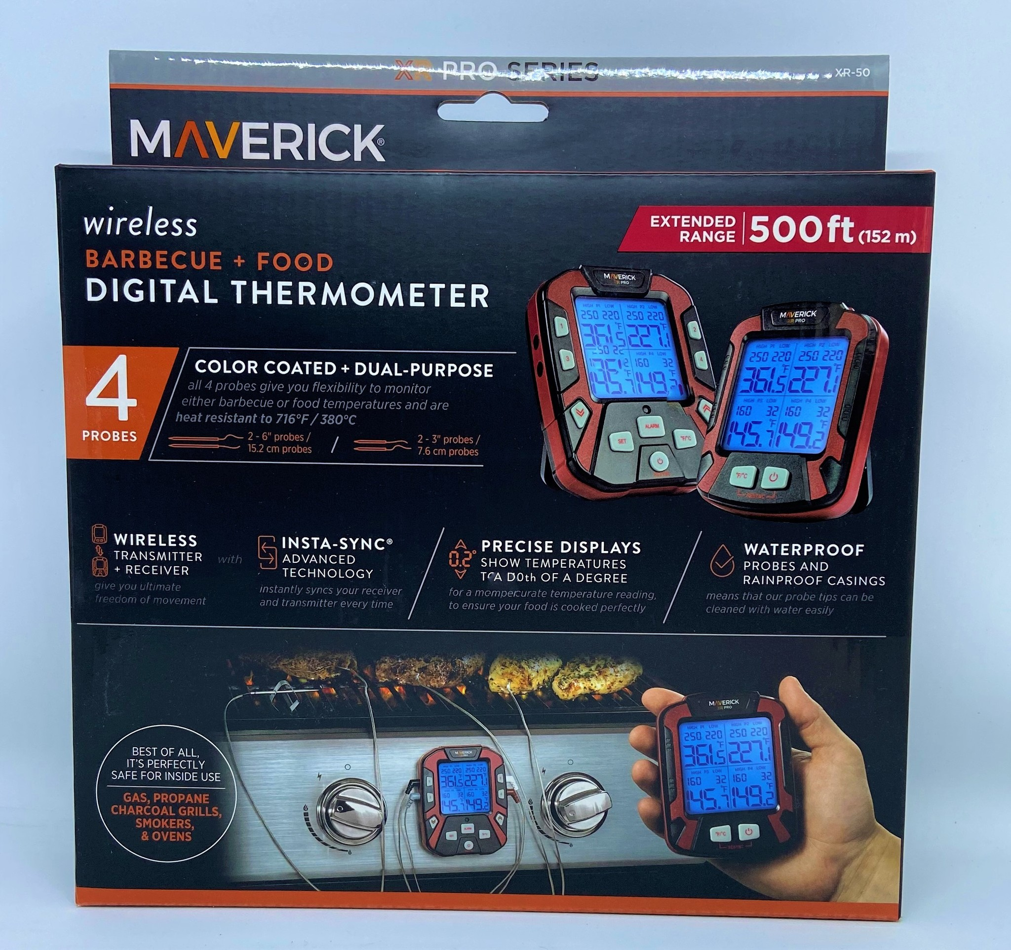 Maverick XR-50