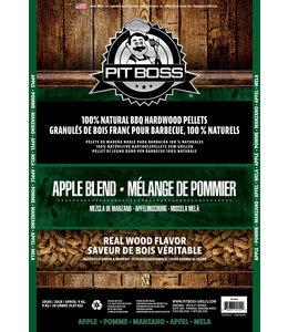 PitBoss-Grills Appel Hout Pellets  voor hout Pellet barbecue Grill (pellet bbq)