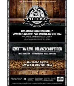 PitBoss-Grills Competitionblend Hout Pellets