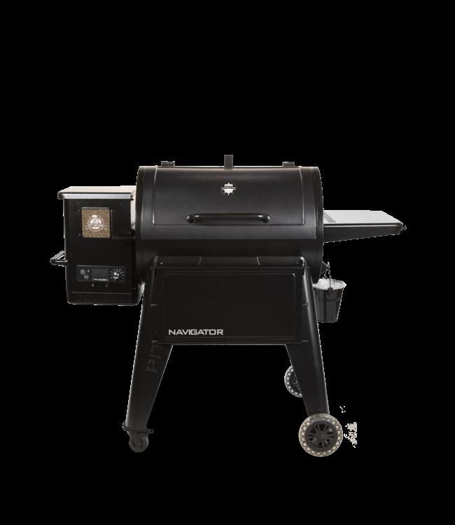 PitBoss-Grills Navigator PB850 hout Pellet barbecue Grill (pellet bbq)