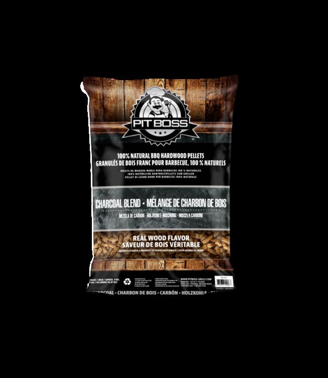 PitBoss-Grills Charcoal / houtskool Hout Pellets  voor hout Pellet barbecue Grill (pellet bbq)
