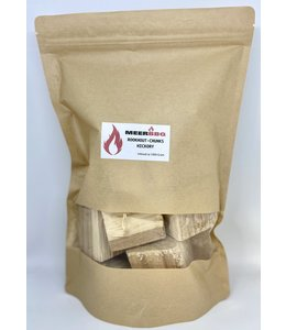 Meerbarbecue Hickory 1Kg Rookhout Chunks