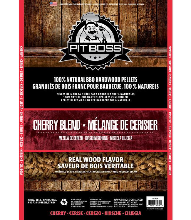 PitBoss-Grills Kersen Hout Pellets  voor hout Pellet barbecue Grill (pellet bbq)