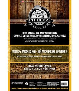 PitBoss-Grills Hout Pellets Whiskey Barrel  voor hout Pellet barbecue Grill (pellet bbq)