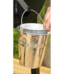 PitBoss-Grills aluminium inzet voor vet emmer 6st.