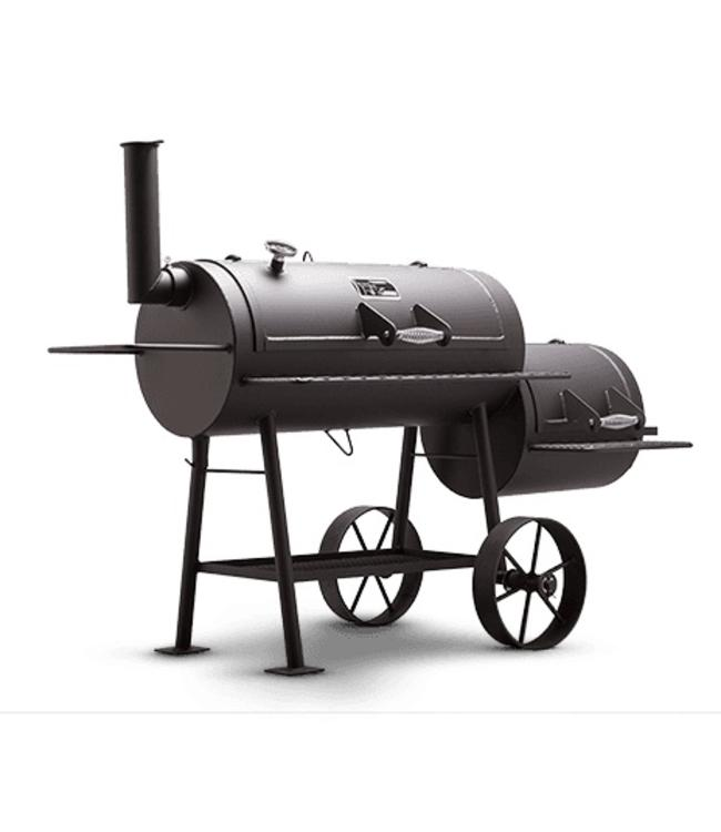 "Yoder Smoker Cheyenne 16"" Smoker Backyard barbecue"