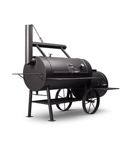 "Yoder Smoker Kingman 24"" Smoker Backyard barbecue"