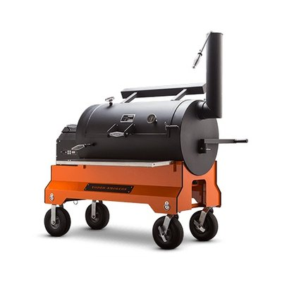 Pellet Smoker / Pellet Cooker