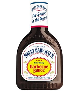 Sweet Baby Rays (SBR) Original barbecuesaus