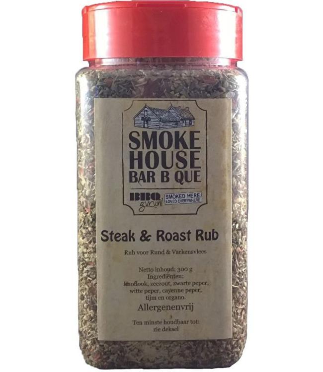 BBQ-Guru Steak & Roast rub, barbecue vleeskruiden