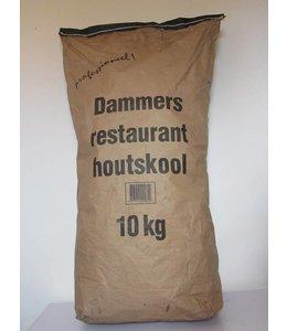 Dammers Steakhouse houtskool zak 10Kg