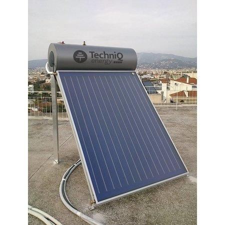 TechniQ Energy MK4 200/3 Thermosifon-systeem