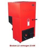 CV Pelletketel Biodom LX - 23 kW