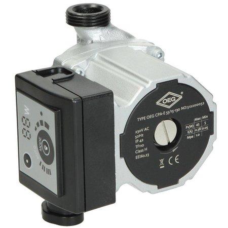 OEG Verwarmingscirculatiepomp CPAE 55/15-130
