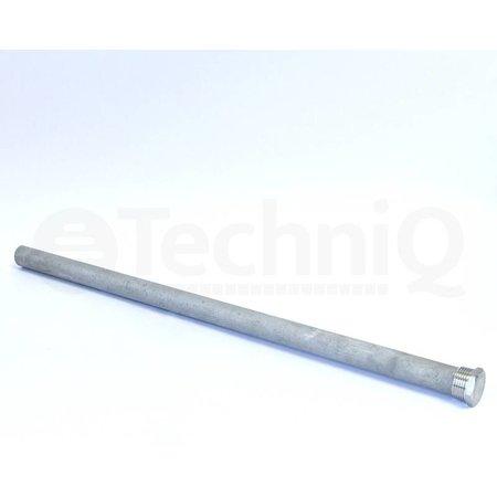Magnesium anode 600mmx25mm
