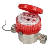 "Solar-warmtehoeveelheidmeter ZS-Q 1,5 3/4"" - 110 mm, 1 liter/impuls"