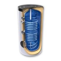 Boilervat Tesy 400 liter, indirect gestookt, met 2 warmtewisselaars