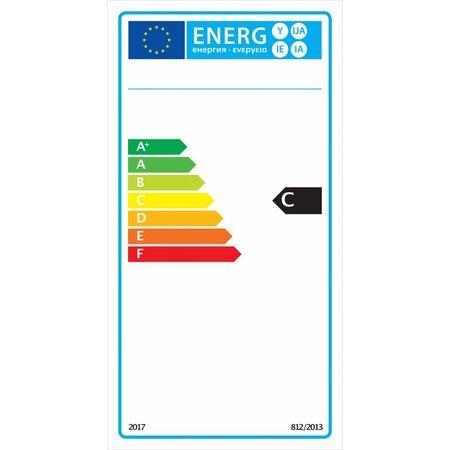 Thermic Energy Buffervat 800 liter hygiëne met 1 wisselaar - Made in Germany