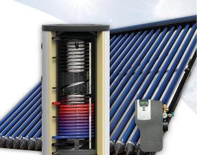 Hygiëne-systemen zonneboilers