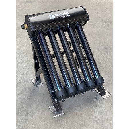 TechniQ Energy Sample heatpipe vacuümbuis collector