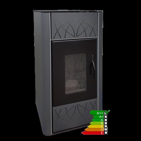 CV Pelletkachel Biodom H20 - 18,3kW