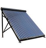 300L zonneboiler set (30HP) met (vloer)verwarming- en tapwaterondersteuning