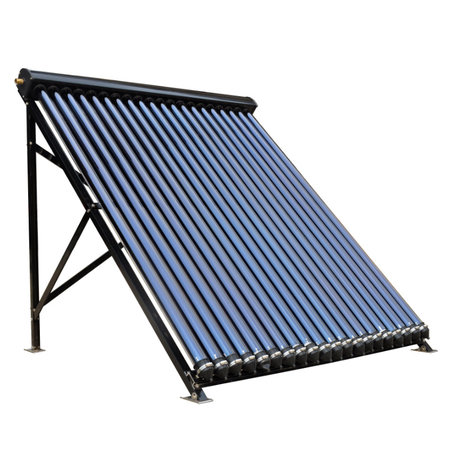 400L zonneboiler set (48HP) met (vloer)verwarming- en tapwaterondersteuning