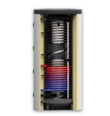 TechniQ Energy 500L hygiëne zonneboiler set (60HP) met (vloer)verwarming- en tapwaterondersteuning