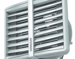 Luchtverwarmers en luchtgordijnen (heaters)