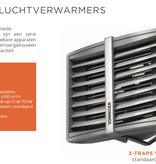 Sonniger Sonniger Heater Mix - 3 standen ventilator