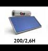 TechniQ Energy MK4 200/2,6 Thermosifon-systeem