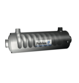 Warmtewisselaar Hi - Flow 28 kW met houder