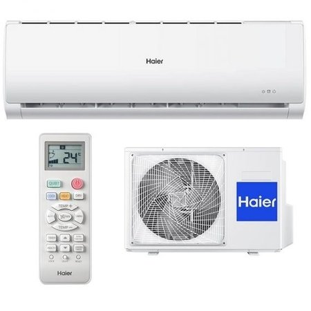 Haier Tundra Green airco 2.5 kW inverter (complete set 5M)