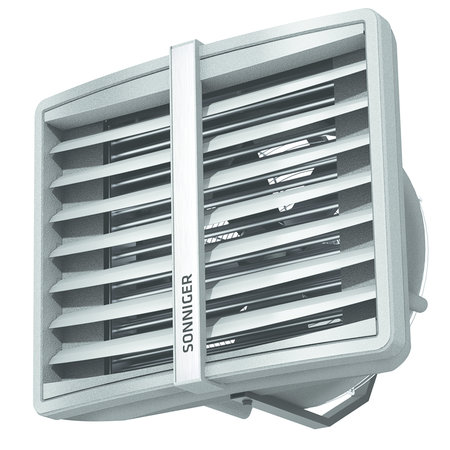 Heater R1 (10-30 kW) - 3 standen luchtverwarmer