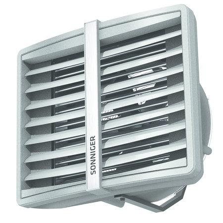 Heater R2 (30-50kw) - 3 standen luchtverwarmer