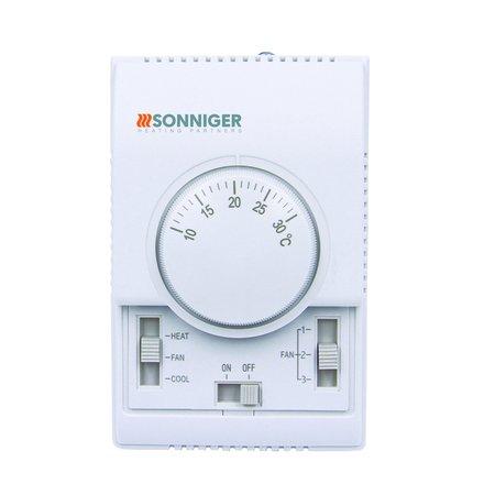 Sonniger Regelmodule COMFORT TR-110L snelheid en thermostaat