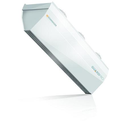 GUARD PRO 150E luchtgordijn met elektrisch element