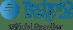 Officiele TechniQ Energy reseller