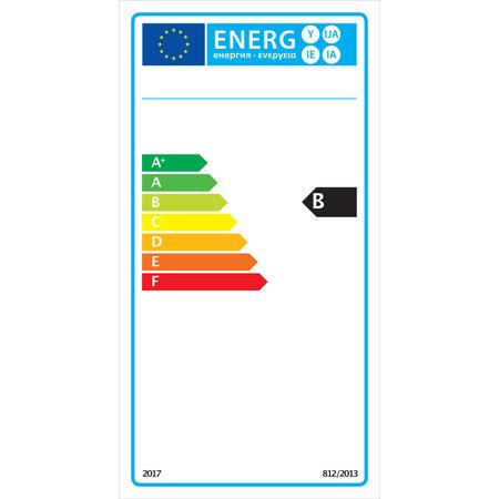 Eldom Eureka anti kalk elektrische boiler 50 liter