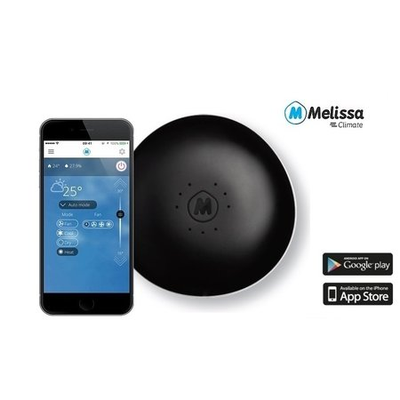 MClimate Universele Smartphone WiFi airco bediening IOS/Android