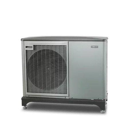 Lucht/Water Warmtepomp NIBE F2040. 6-8-12-16 KW