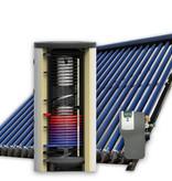 300L Multi Energy zonneboiler set (2x18 HP) met (vloer)verwarming- en tapwaterondersteuning