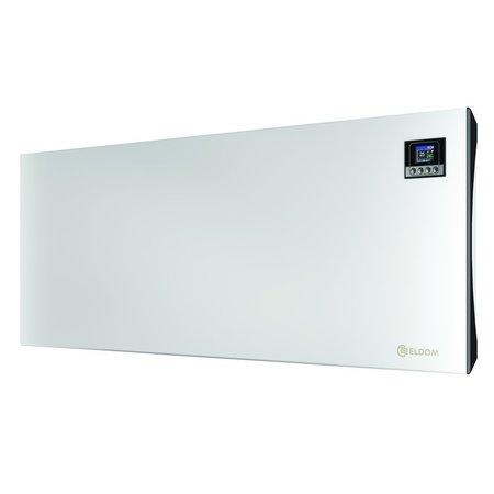 Eldom WiFi convector verwarming Extra Life 2500 watt - 453 x 1072 x 84 mm