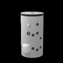 Boilervat Eldom 150 liter, indirect gestookt, met 1 warmtewisselaar