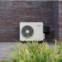 Atlantic Aurea Hybrid add-on warmtepomp + Control box en Anna thermostaat