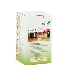 Osmo Hardwax 2K Pure 6125 ACTION