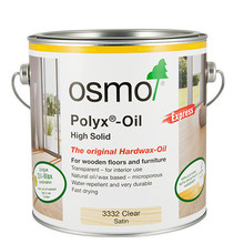 Osmo Hardwax Express for Professional 3332 or 3362 (click here for content)