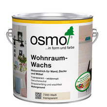 Osmo House Wax (interior wax) 7393 and 7394 click here